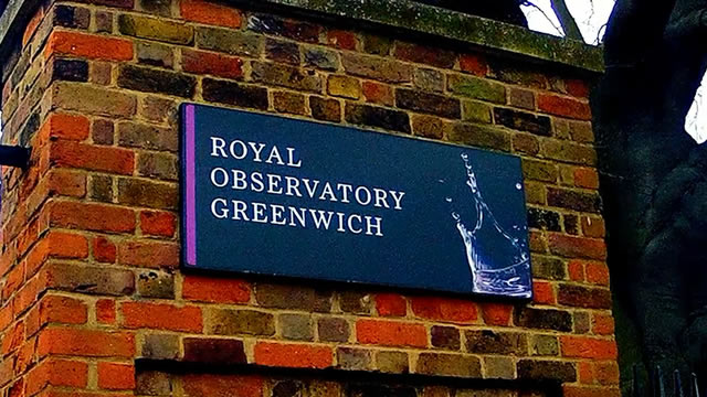 Greenwich Time - Royal Observatory