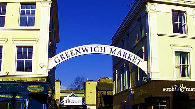Shopping In Greenwich